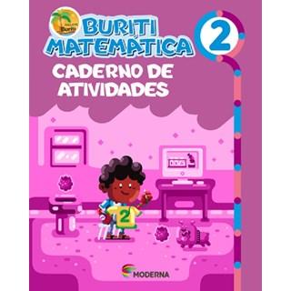 Livro - Buriti Matemática - 2 Ano - Caderno de Atividades - Moderna
