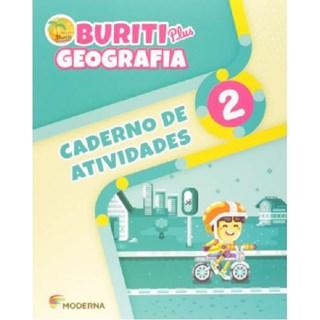Livro - Buriti Plus Geografia - 2 Ano - Caderno de Atividades - Moderna