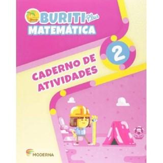 Livro - Buriti Plus Matemática - 2 Ano - Caderno de Atividades - Moderna