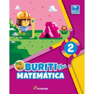 Livro - Buriti Plus Matemática - 2 Ano - Moderna