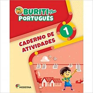 Livro - Buriti Plus Português - 1 Ano - Caderno de Atividades