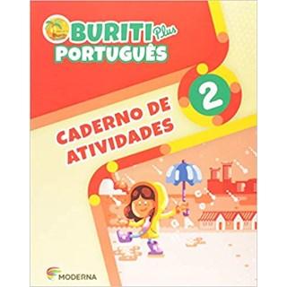 Livro - Buriti Plus Português - 2 Ano - Caderno de Atividades
