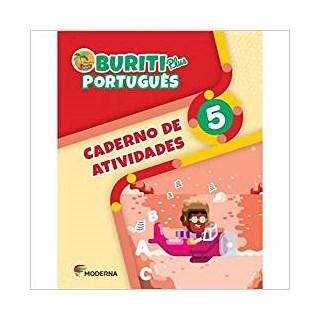 Livro - Buriti Plus Português - 5 Ano - Caderno de Atividades