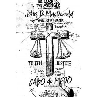 Livro - Cabo do Medo - MacDonald