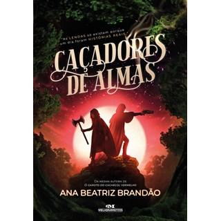 Livro Caçadores de Almas - Brandão - Melhoramentos