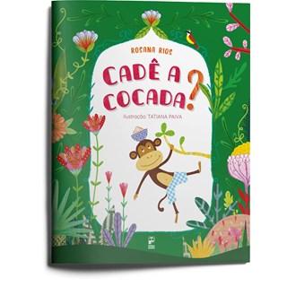 Livro Cadê a Cocada? - Rios - Panda Books