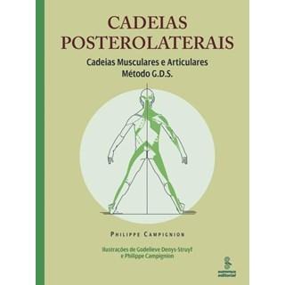 Livro - Cadeias Laterais - Cadeias Posterolaterais - Cadeias Musculares e Articulares Método G.D.S - Campignion