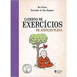 Livro - Caderno de Exercícios de Atenção Plena - Kotsou