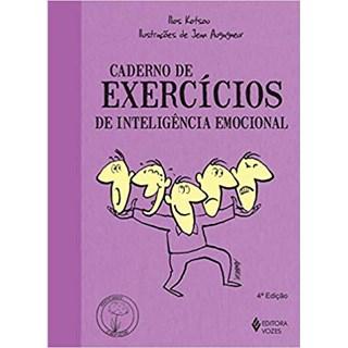 Livro - Caderno de Exercícios de Inteligência Emocional - Kotsou