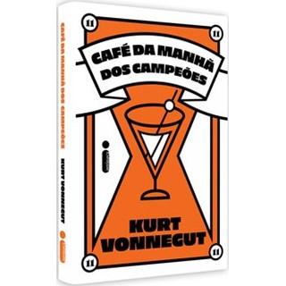Livro - Café Da Manhã Dos Campeões - Vonnegut 1º edição