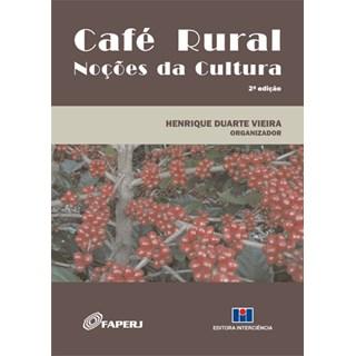 Livro - Café Rural - Noções da Cultura - Vieira