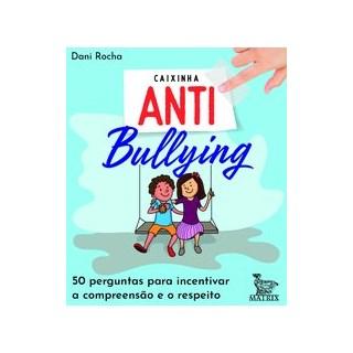 Livro - Caixinha antibullying - Rocha 1º edição