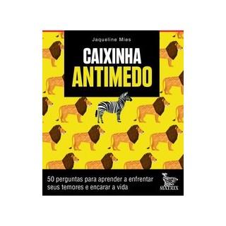 Livro - Caixinha antimedo - Mies 1º edição