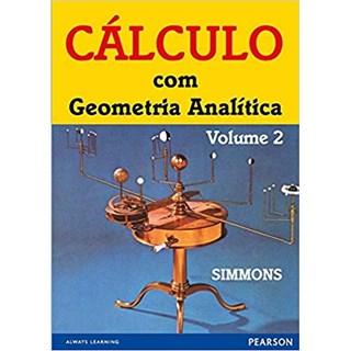 Livro - Cálculo com geometria analítica - Volume 2 - Simmons