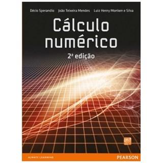 Livro - Cálculo Numérico - Sperandio