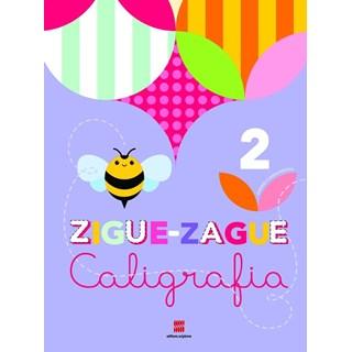 Livro - Caligrafia ZigueZague - 2 ano - Scipione
