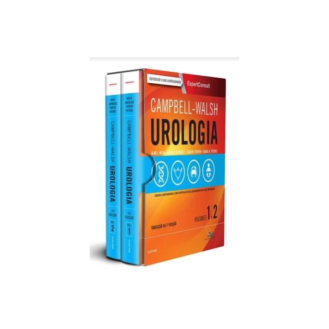 Livro - Campbell - Walsh Urologia - Wein