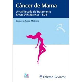 Livro - Câncer de Mama - Zucca-Matthes