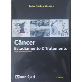 Livro - Câncer - Estadiamento e Tratamento - Simões
