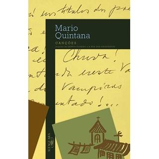 Livro - Canções Seguido de Sapato Florido e a Rua dos Cataventos - Mario Quintana