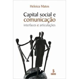 Livro - Capital Social e Comunicação - Matos - Summus