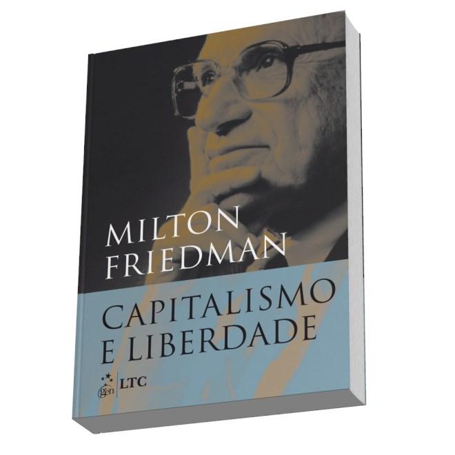 Livro - Capitalismo e Liberdade - Friedman