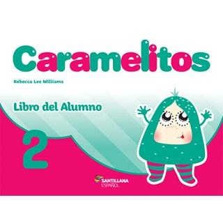 Livro Caramelitos 2 - Salvador - Santillana