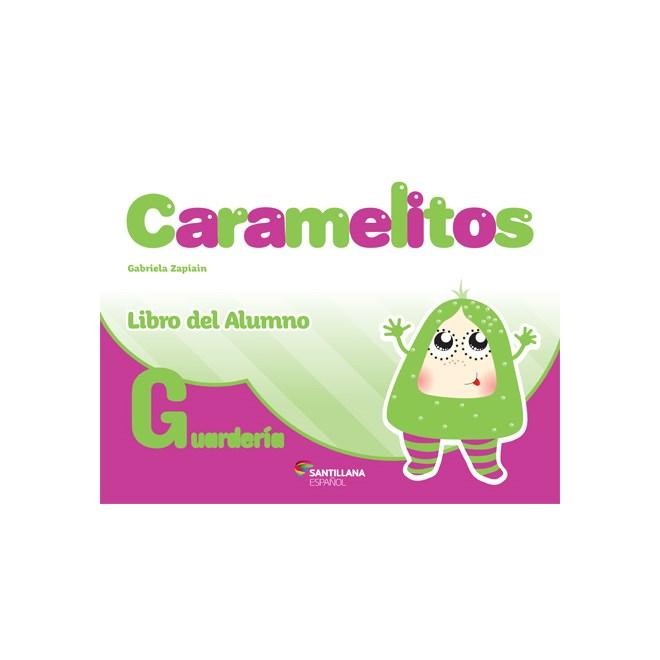 Livro Caramelitos Guarderia - Zapiain - Santillana