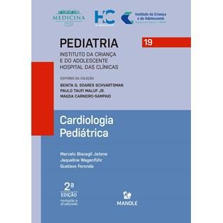 Livro Cardiologia Pediátrica - Jatene - Manole