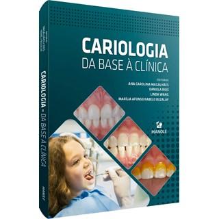 Livro Cariologia - Magalhães - Manole