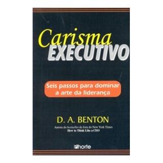Livro - Carisma Executivo - Benton