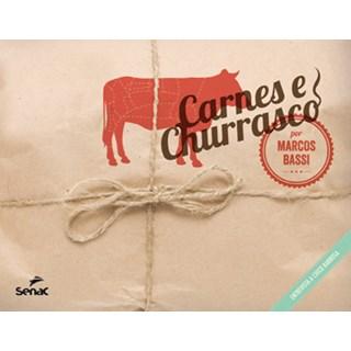 Livro - Carne e Churrasco - Bassi