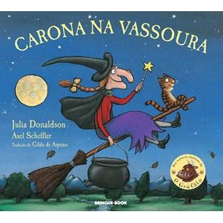 Livro - Carona na Vassoura - Donaldson