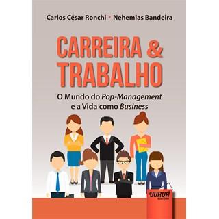 Livro - Carreira & Trabalho - Ronchi - Juruá