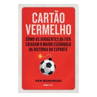 Livro - Cartão vermelho - Bensinger 1º edição