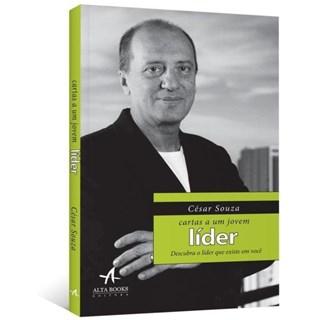 Livro - Cartas a um Jovem lider  - Descubra O Líder Que Existe Em Você  - Souza