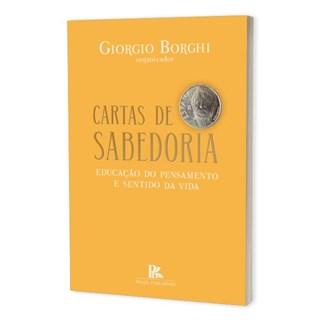 Livro - Cartas de Sabedoria - Borghi - Brazil Publishing