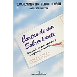 Livro - Cartas de um Sobrevivente - Henson - Summus