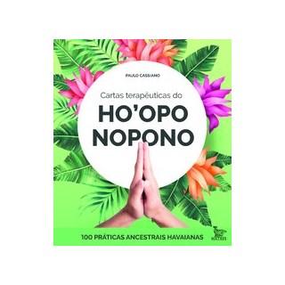 Livro - Cartas terapêuticas dp Hooponopono - Cassiano 1º edição