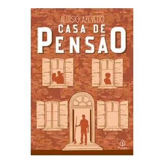 Livro - Casa de pensão - Azevedo 1º edição