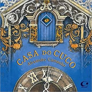 Livro Casa do Cuco - Camanho - Pulo do Gato