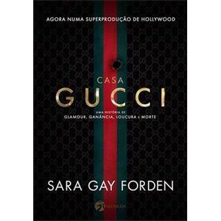 Livro Casa Gucci - Forden - Seoman - Pré-Venda