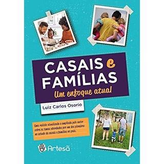 Livro Casais e Famílias: Um Enfoque Atual - Osorio - Artesã