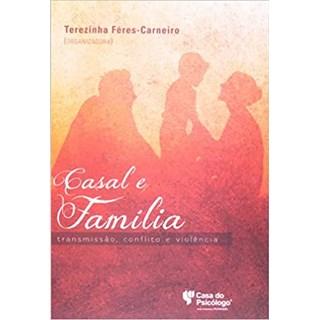 Livro - Casal e Família - Féres-Carneiro - Pearson