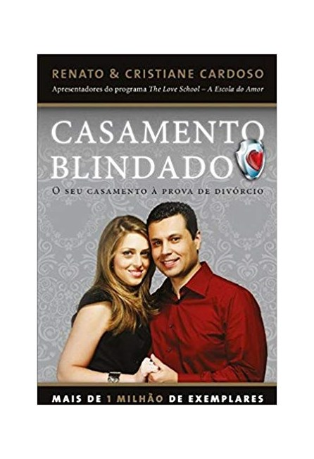 Livro - Casamento Blindado - Cardoso