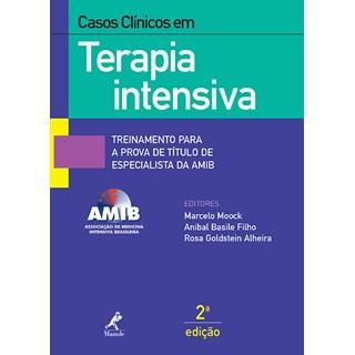 Livro - Casos Clínicos em Terapia Intensiva - Moock