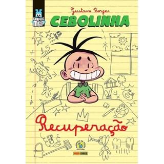 Livro - Cebolinha - Recuperação - Borges