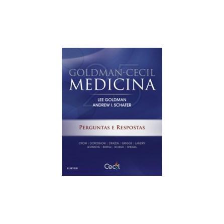 Livro - Cecil Tratado de Medicina Interna - Perguntas e Respostas - Goldman