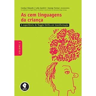 Livro - Cem Linguagens da Criança vol 2 - Edwards