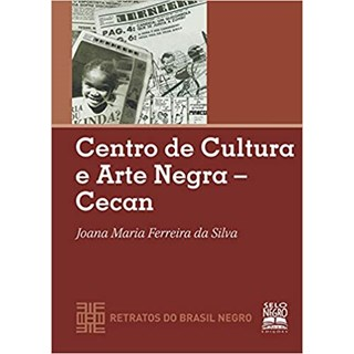 Livro - Centro de Cultura E Arte Negra - Silva - Selo Negro